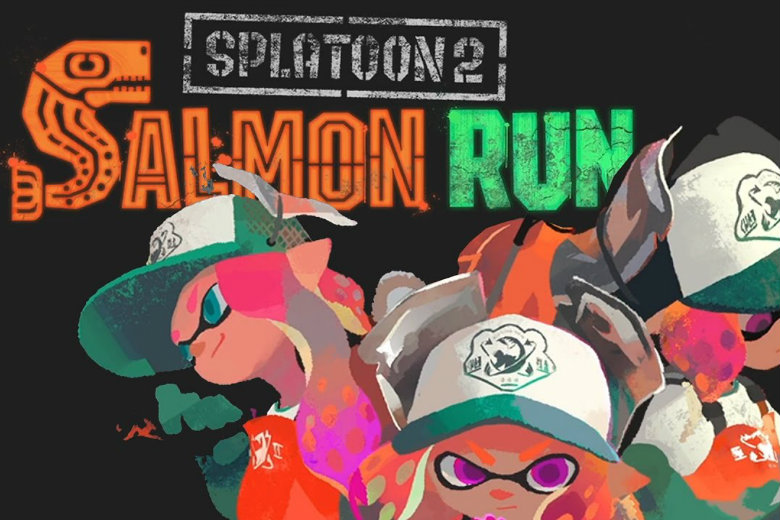 Salmon Run Splatoon 2
