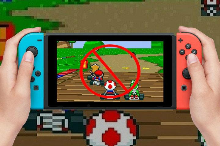 La Virtual Console per Nintendo Switch è ancora in sviluppo
