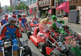 La nazionale cilena vittima della Mario Kart mania