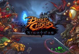 Ufficializzata la data di lancio della versione Switch di Battle Chasers: Nightwar