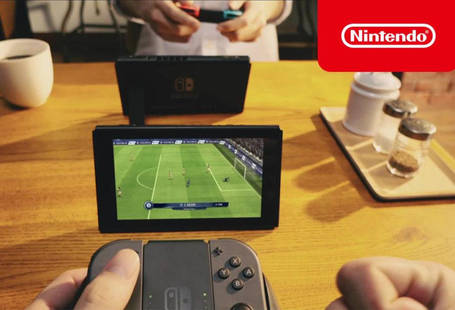 Electronic Arts rilascerà nuovi giochi su Switch qualora FIFA 18 vendesse bene