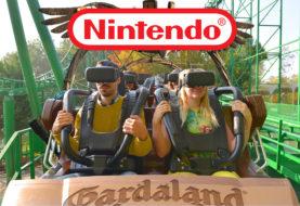 Nintendo sarà presente a Gardaland con Switch