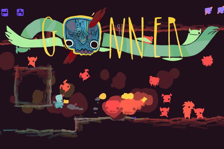 GoNNER – I nostri primi minuti di gioco
