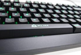 Tastiera meccanica KLIM Domination - Recensione