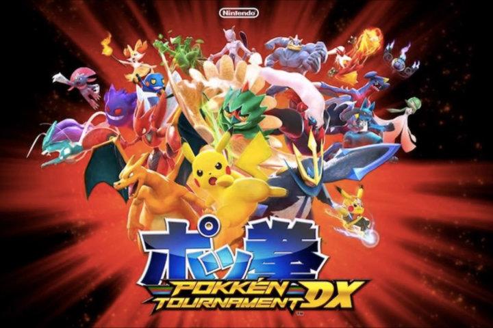 Ecco i primi codici speciali di Pokkén Tournament DX!