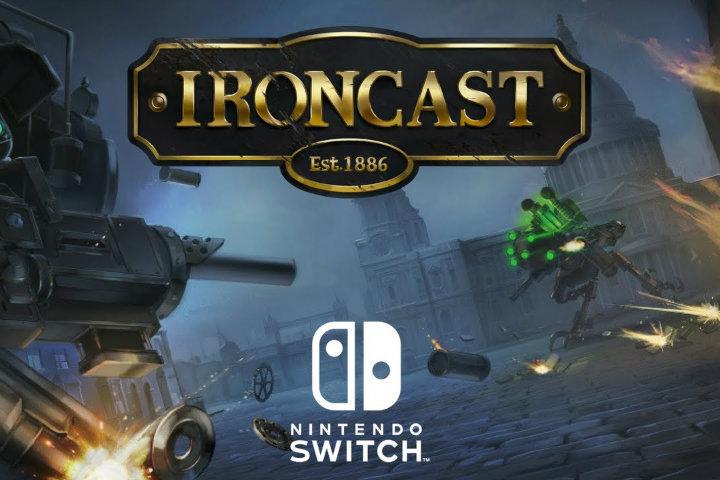 Ironcast - Recensione