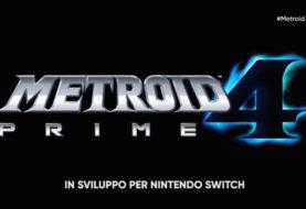 Nintendo: Notizie tristi per Metroid Prime 4