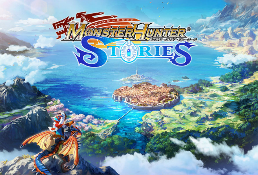 E' da ora disponibile la DEMO di Monster Hunter Stories per Nintendo 3DS