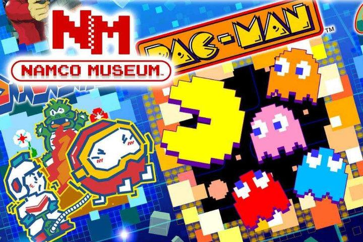 Namco Museum per Nintendo Switch sarà disponibile dal 28 luglio