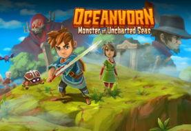 Disponibile da giovedì la DEMO di Oceanhorn: Monster of Uncharted Seas su Nintendo Switch