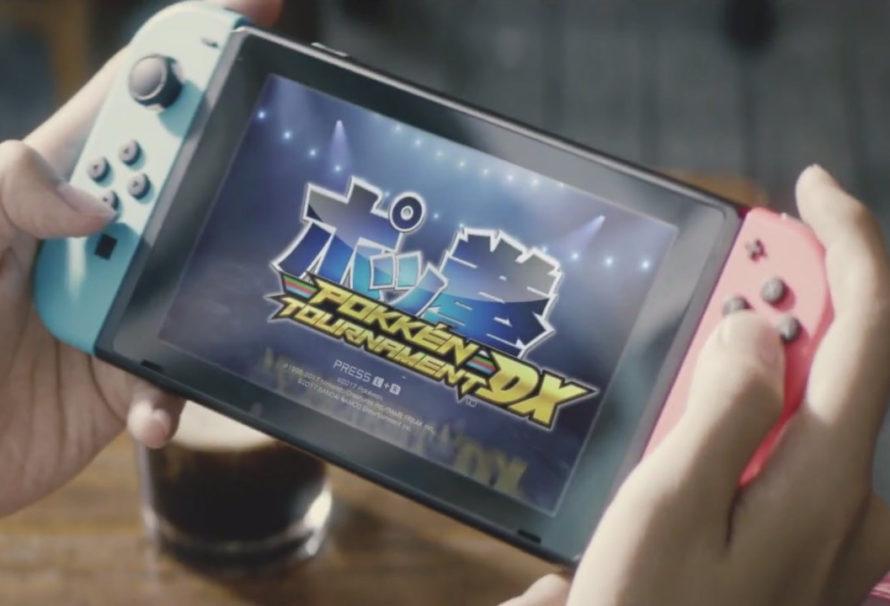 Pokkén Tournament DX è il primo gioco dedicato ai Pokémon per Switch