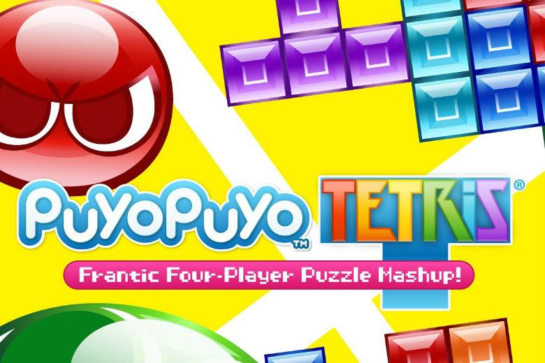 Puyo Tetris 4