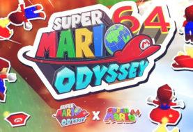 Un modder ci mostra in tutto il suo splendore Super Mario Odyssey... 64!
