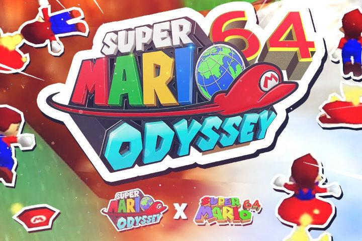 Un modder ci mostra in tutto il suo splendore Super Mario Odyssey… 64!