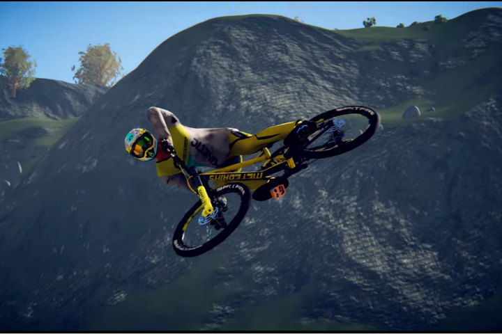 Annunciato Descenders per Nintendo Switch