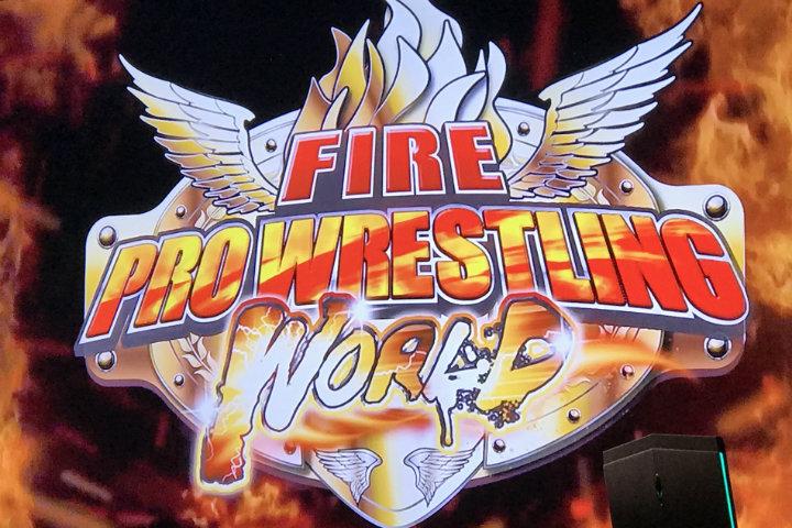 Fire Pro Wrestling World potrebbe debuttare anche su Switch