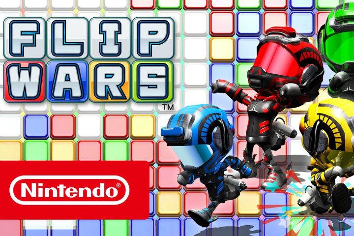 Flip Wars in arrivo questo giovedì su Nintendo Switch