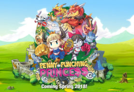 Penny Punching Princess su Switch nel 2018