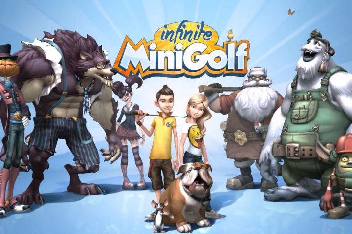 Infinite Minigolf – Recensione