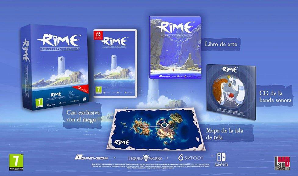 RIME collector edition