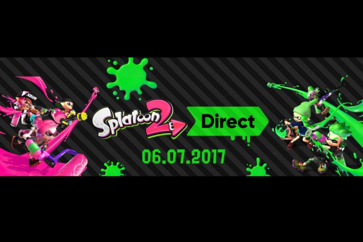 Nintendo Direct Splatoon 2