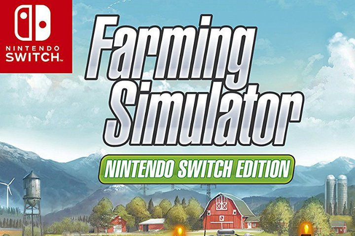 Farming Simulator: Nintendo Switch Edition disponibile da oggi