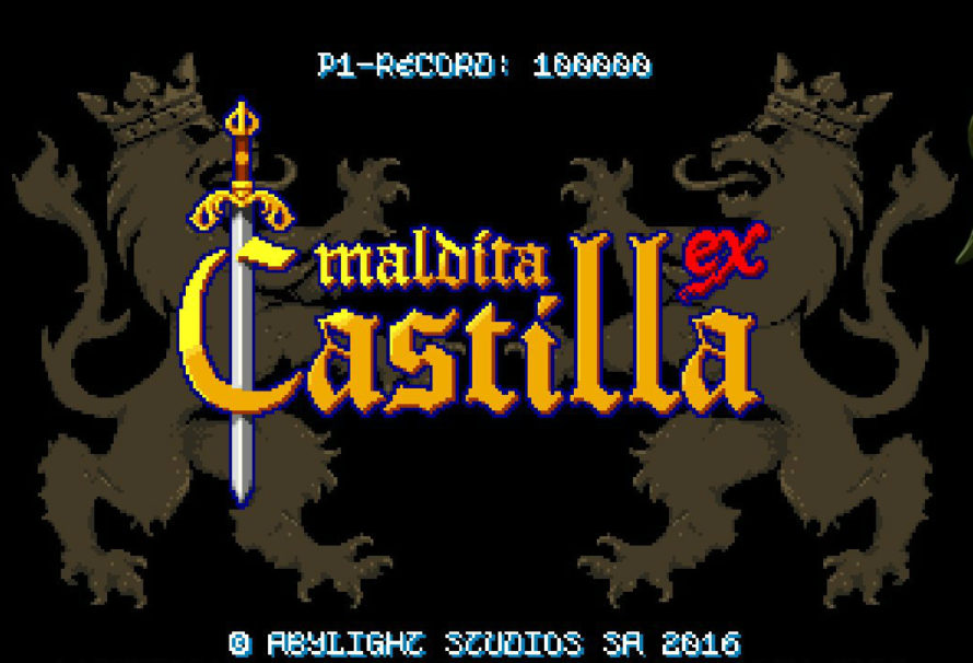 Maldita Castilla EX in arrivo su Nintendo 3DS