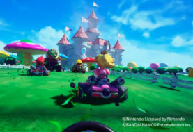 Mario Kart Arcade GP VR si mostra in video