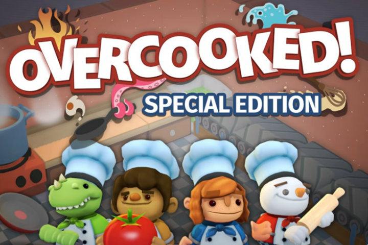 Overcooked: Special Edition da giovedì disponibile su Nintendo Switch