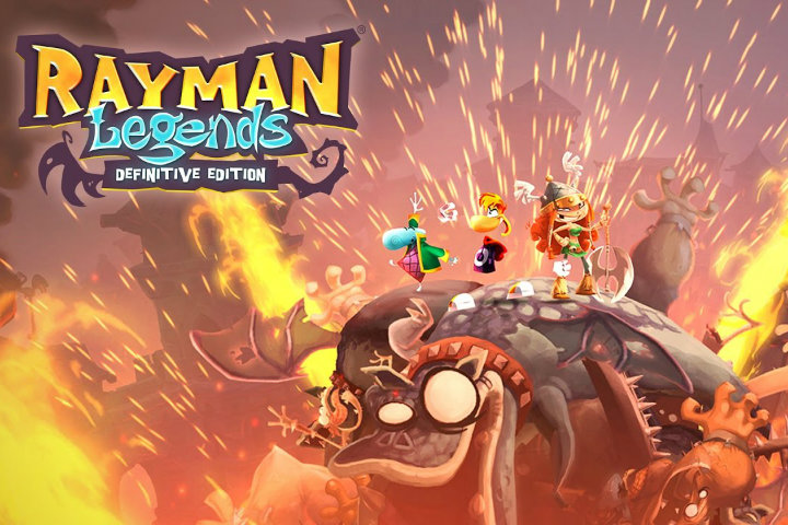 Rayman Legends Definitive Edition - Recensione