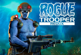15 minuti di gameplay per Rogue Trooper Redux
