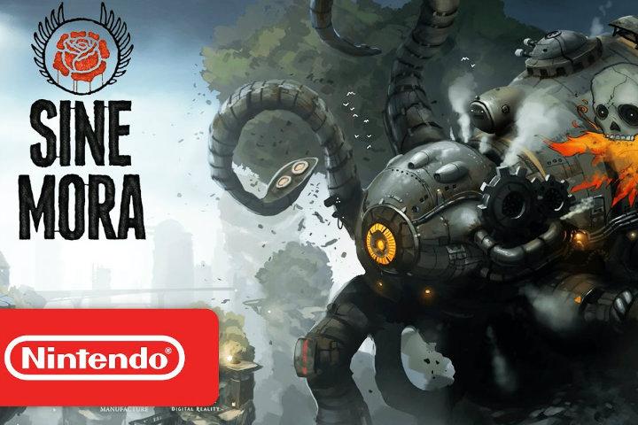 Nuova data ufficiale per Sine Mora EX su Nintendo Switch