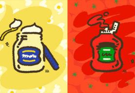 I risultati dello Splatfest Maionese o Ketchup