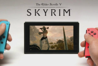 Primo gameplay di The Elder Scrolls V: Skyrim su Switch in modalità portatile