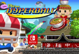 Ultra Hyperball annunciato per Nintendo Switch