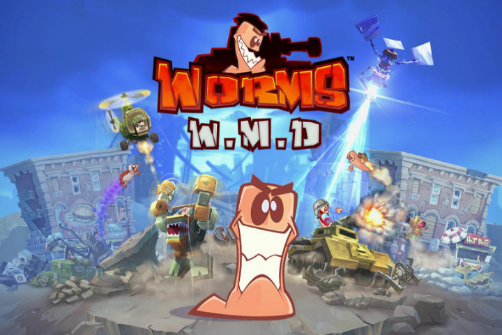 Worms W.M.D – Recensione