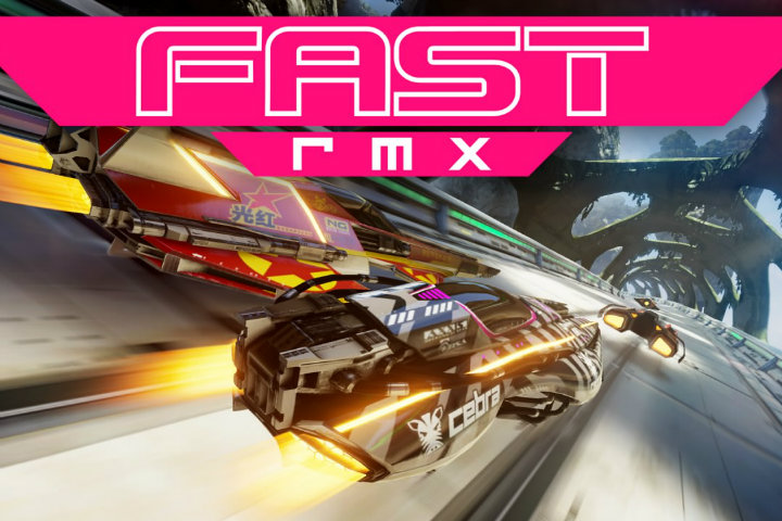 Il Remix Update di Fast RMX è da ora disponibile!