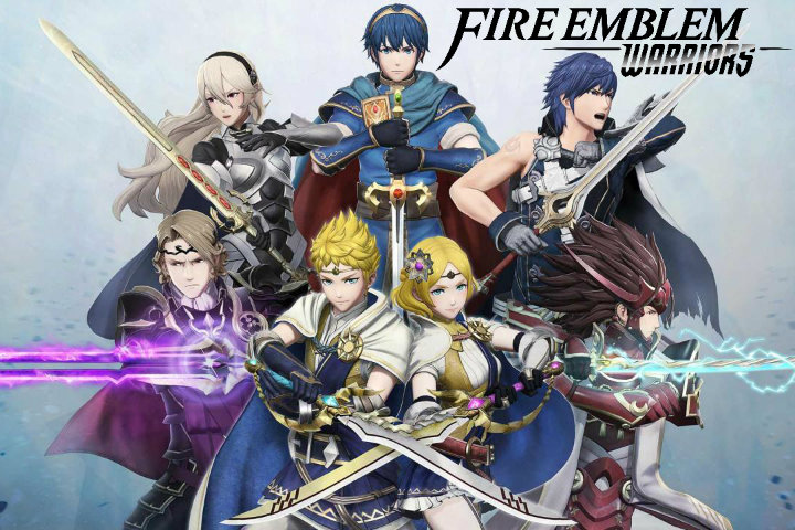 Fire Emblem Warriors: Famitsu promuove il titolo per Switch