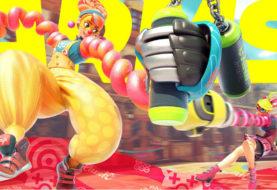 Lola Pop è la nuova lottatrice che porta ARMS alle versione 3.0