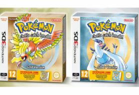 Pokémon Oro e Argento in digitale ma confezionato