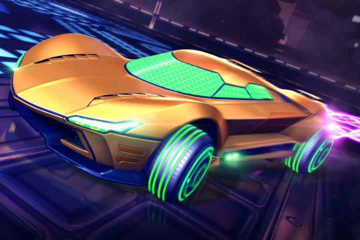 Un nuovo trailer di Rocket League rivela delle auto esclusive per Nintendo Switch