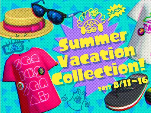 Splatoon 2: La collezione abbigliamento estivo per le vacanze è ora disponibile!