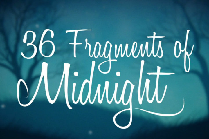 36 Fragments of Midnight – Walkthrough completo