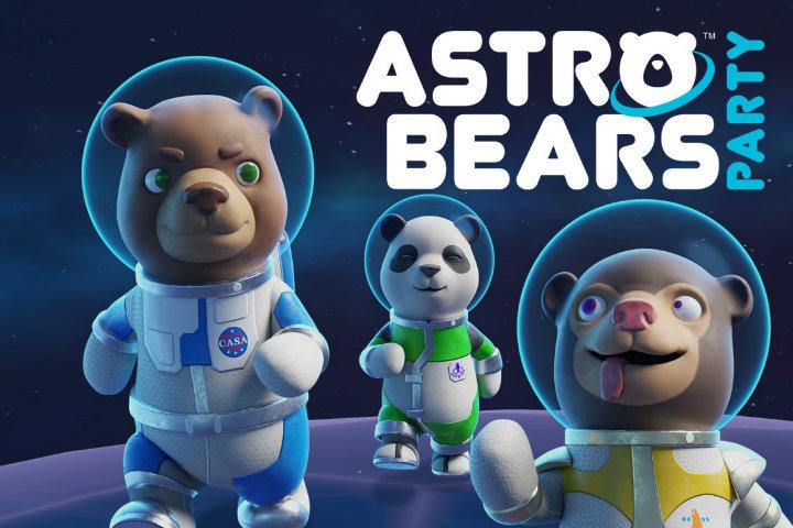 Astro Bears Party – Recensione