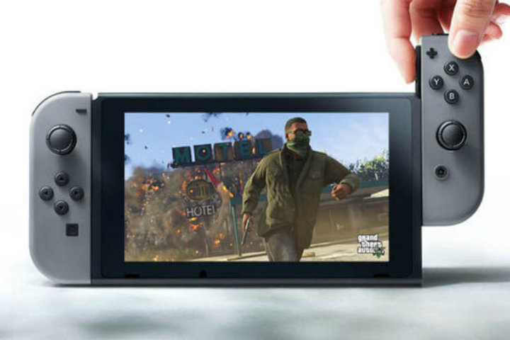 Anche GTA V in arrivo su Switch? Vedremo!