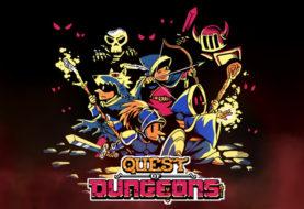 Quest Of Dungeons - I nostri primi minuti di gioco