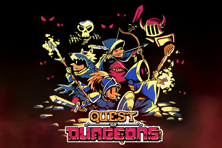 Quest Of Dungeons Header
