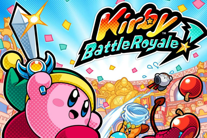 La demo di Kirby: Battle Royale disponibile da oggi su Nintendo 3DS