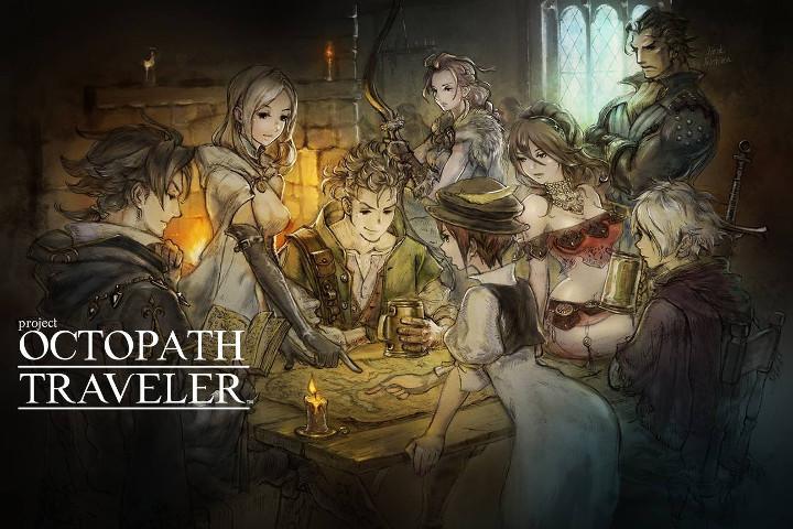 Una nuova demo di Octopath Traveler è in arrivo il 14 giugno