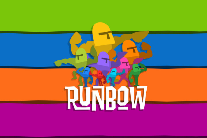 Runbow porterà il suo colorato caos anche su Nintendo Switch